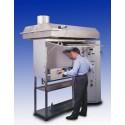 Komora do testów rozprzestzeniania się płomienia EN ISO 9239-1