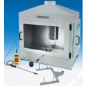 Komora do badania palności EN ISO 11925-2