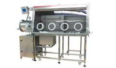 Komory rękawicowe (glove-box), izolatory, systemy oczyszczania gazu
