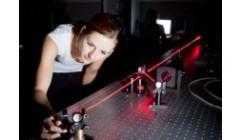 Pomiar długości fali lasera